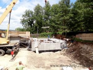 строительство Харьковская область