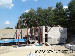 строительство Харьков