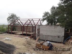 строительство дома Харьков
